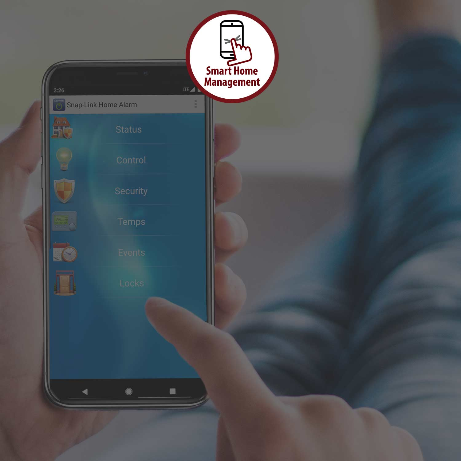 SMART HOME AUTOMATION - Do you wish your home could be as intelligent as you are? With Smart Home Automation, you can control devices in your home from your mobile phone, tablet, or laptop from anywhere in the world.LEARN MORE >