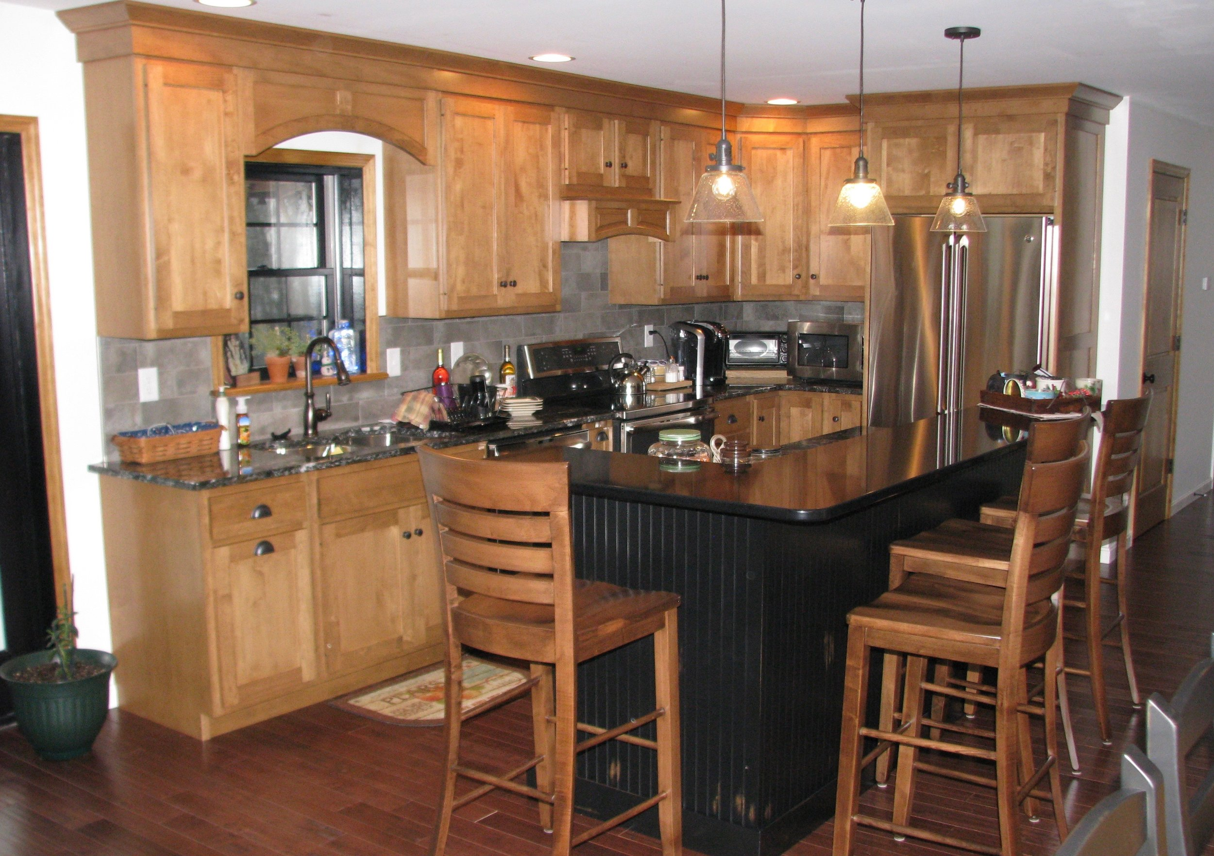 KITCHENS - Kitchen remodeling ranks amongst the most popular remodeling projects we perform each year.