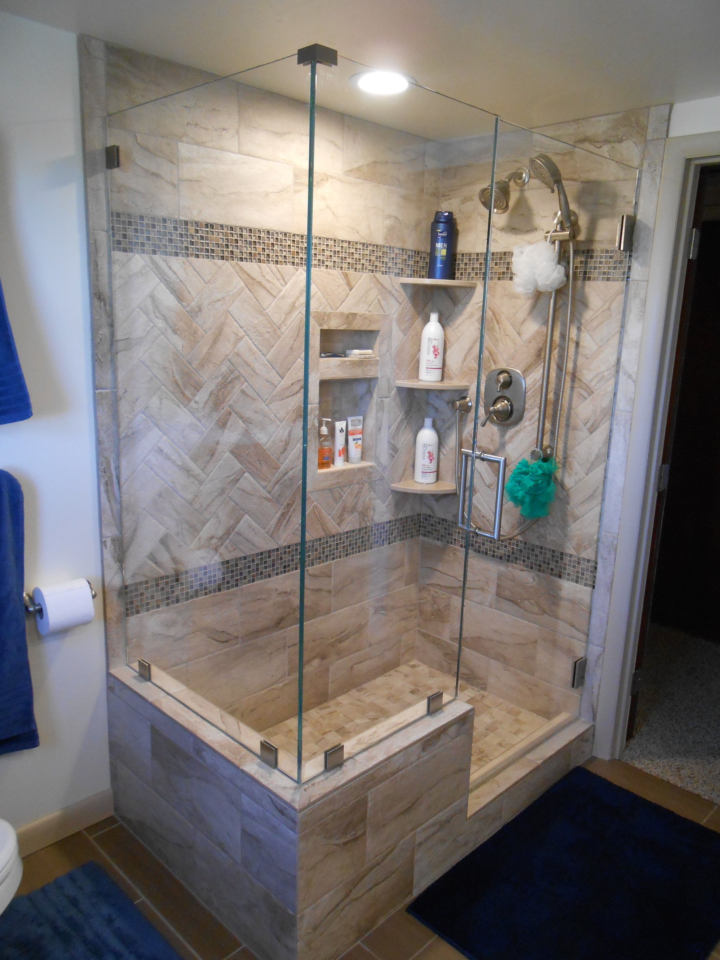 BATHROOMS - Explore the latest products, a variety of styles, and colors that are availablefor your bathroom remodel. The end result will please you in both design and function.