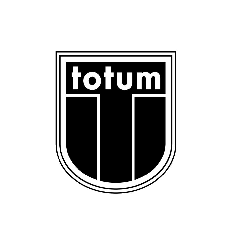 Totum Life Science Logo B&W