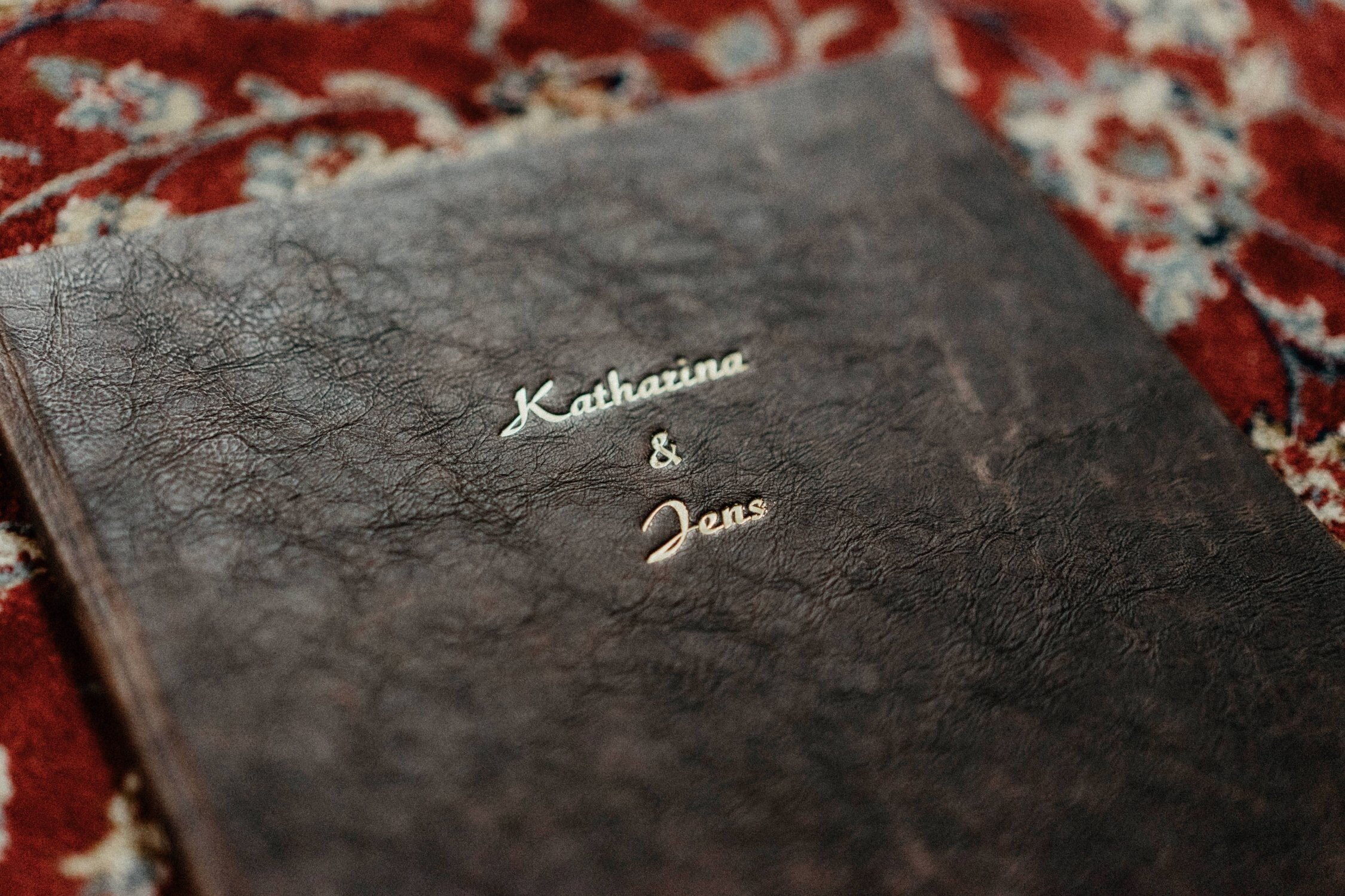 engraved names -