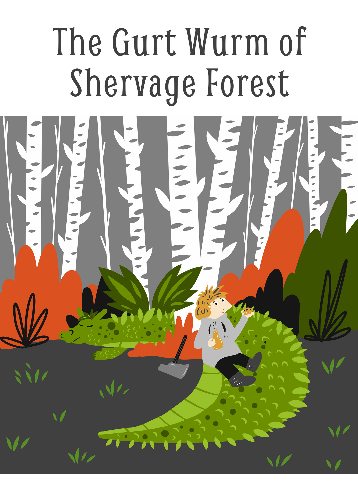 The Gurt Wurm of Shervage Forest