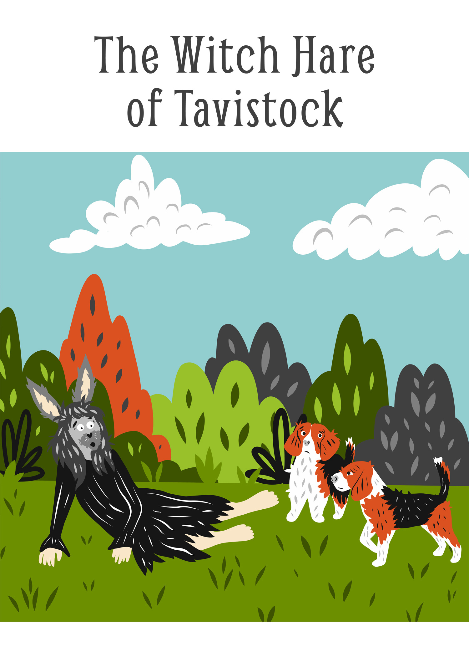 The Witch Hare of Tavistock