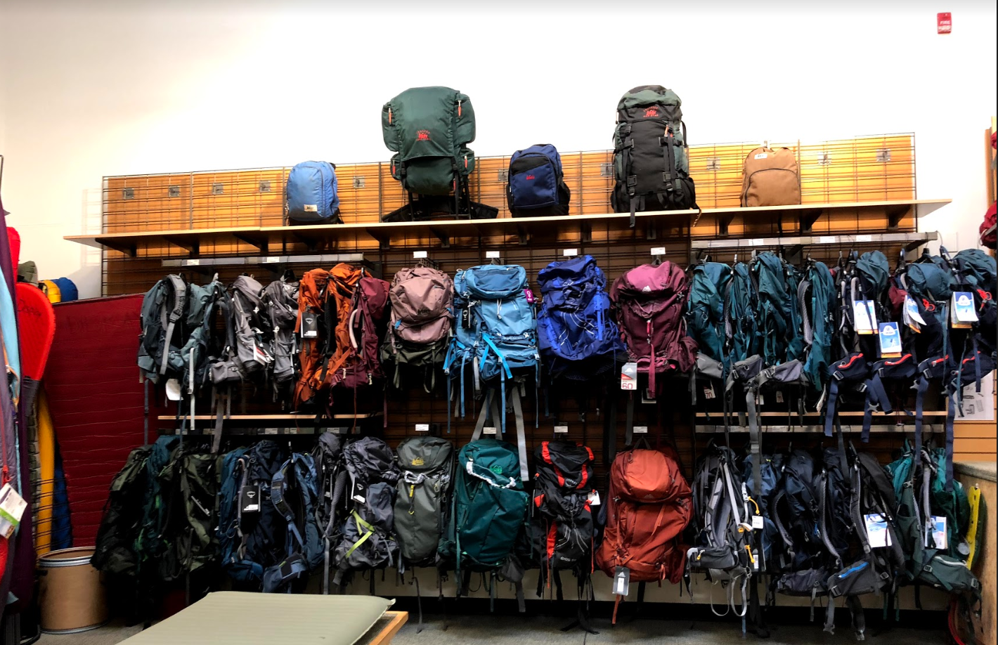 The Hiking Backpack Collection