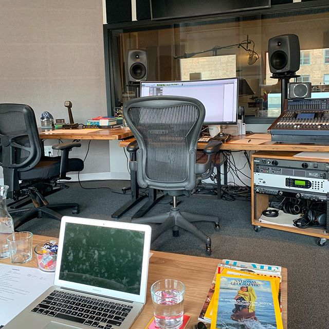 Production is always best part of any job. In the studio recording a fun VO today with our friends, @greyghostmusic and the very talented @joettawright! . . #production #talent #vo #recordingstudio #record #agency #agencylife #advertising #ad #marketing #mpls #minneapolis #northloop #mn #minnesota #funjob #funfriday #makingmagic