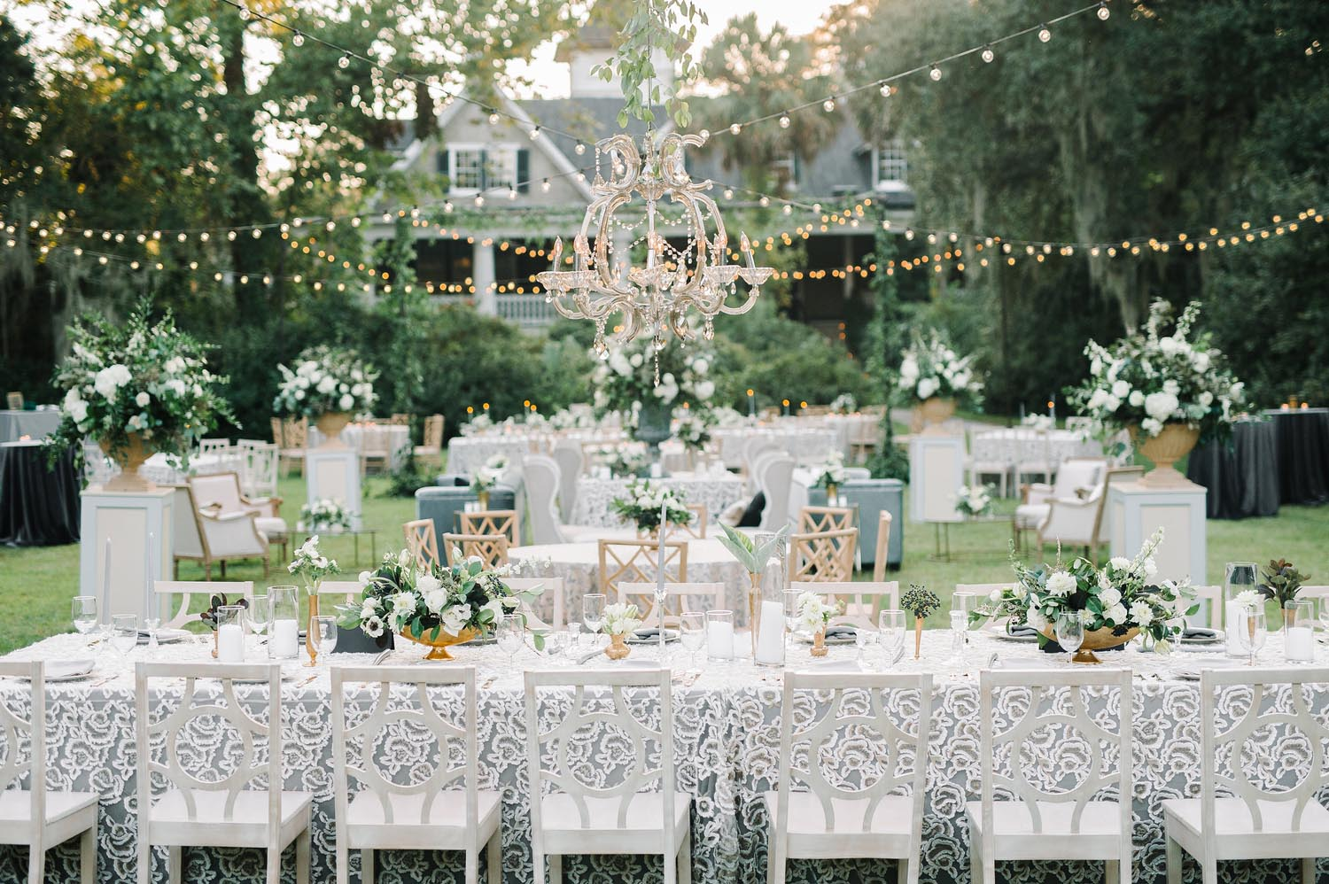 Magnolia Plantation - Southern Soiree Under the Stars