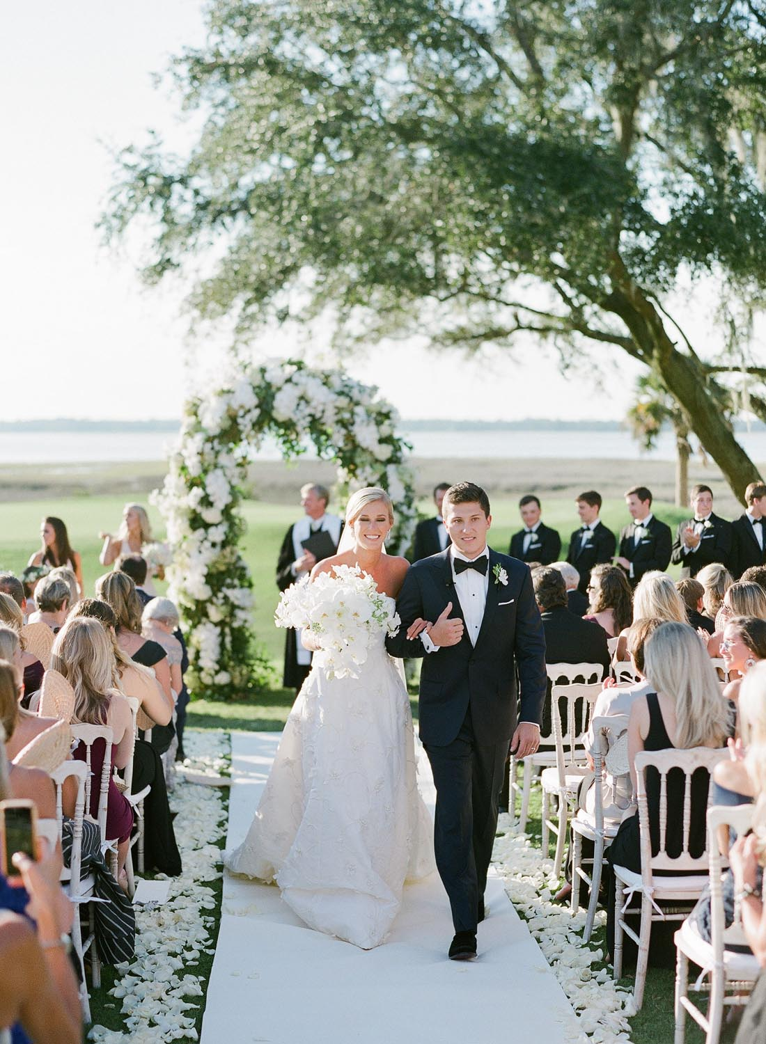 Kiawah Island Club wedding. Wedding planning and design by A Charleston Bride.