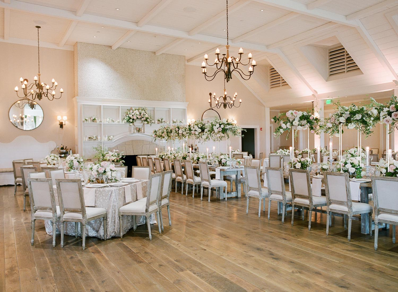 Charleston ballroom wedding. Wedding planning and design by A Charleston Bride.