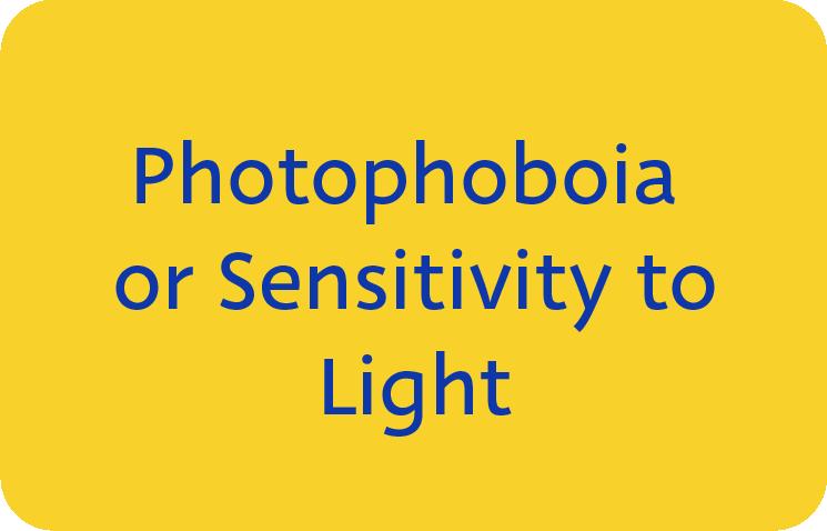 MGD Symptom 2: Photophobia or Sensitivity to Light