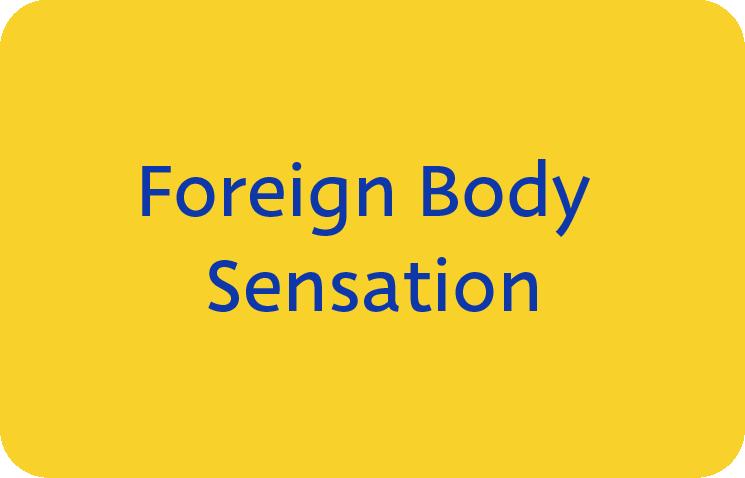 MGD Symptom 4: Foreign Body Sensation