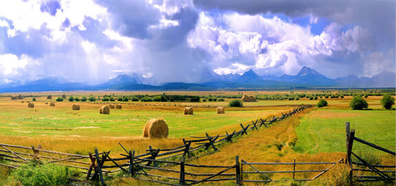 Big Hole Valley, Montana