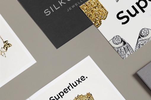 Jewelry illustration - Silk & Steel Jewelry