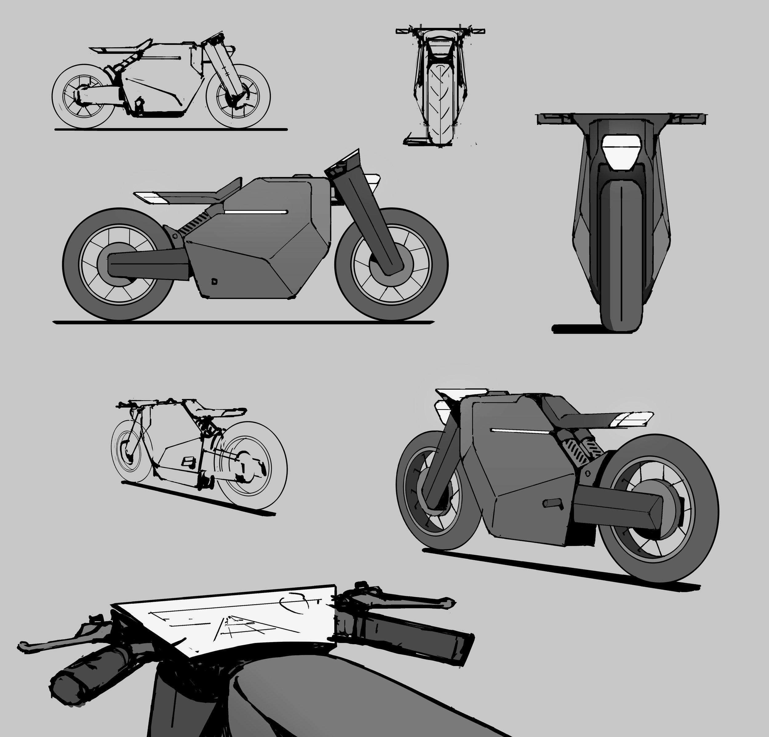 Designs by Hugo Moreno