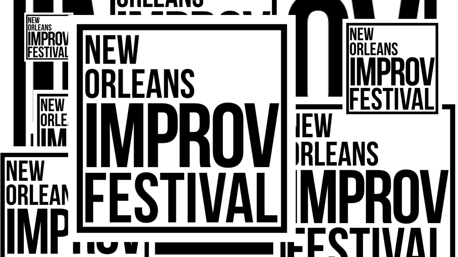 New Orleans Improv Festival - We are thrilled to be producing the inaugural New Orleans Improv Festival, Sept 27-29th 2019! Check out the schedule and get your tickets below.