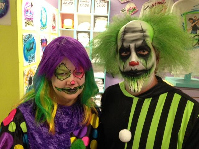 Clowns  $20-$45