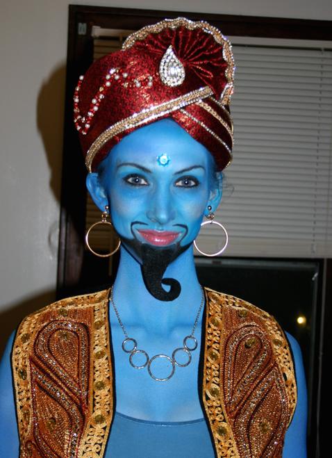 Genie Face & Upper body $50-$75