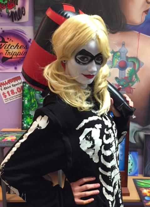 Harley Quinn $20-$30