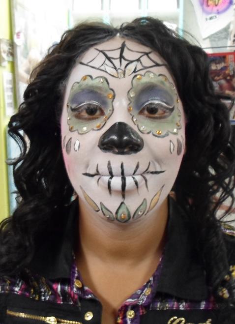 Sugar Skull $25-$40