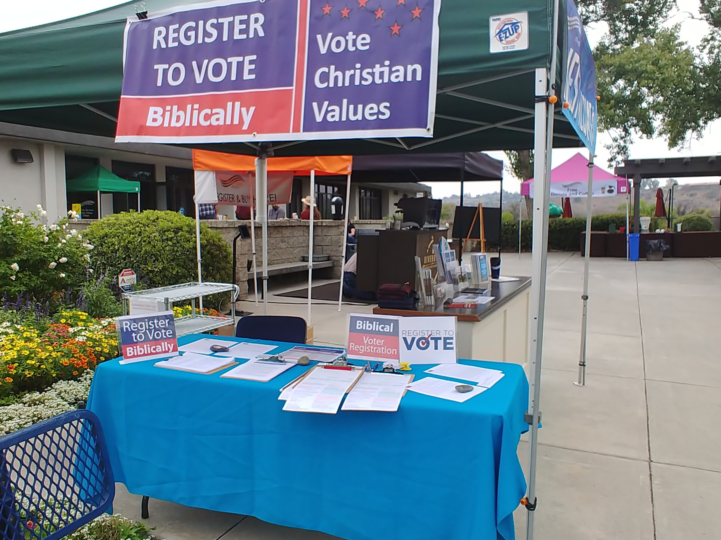 Start a Biblical Registration Drive Today