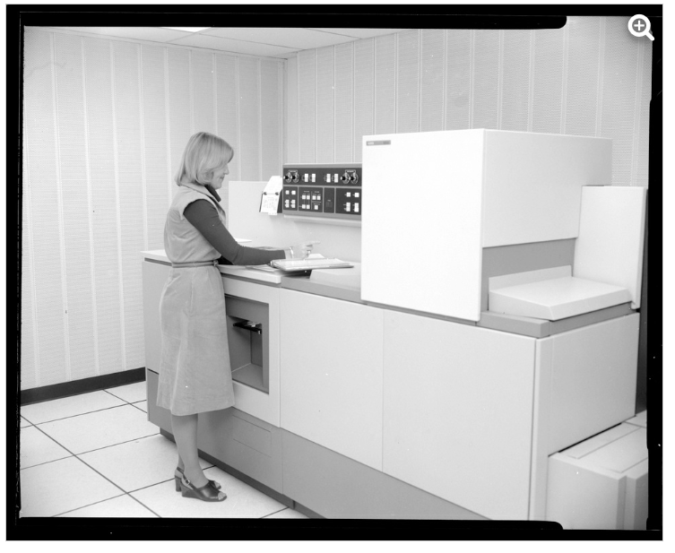 Xerox 1200 printer