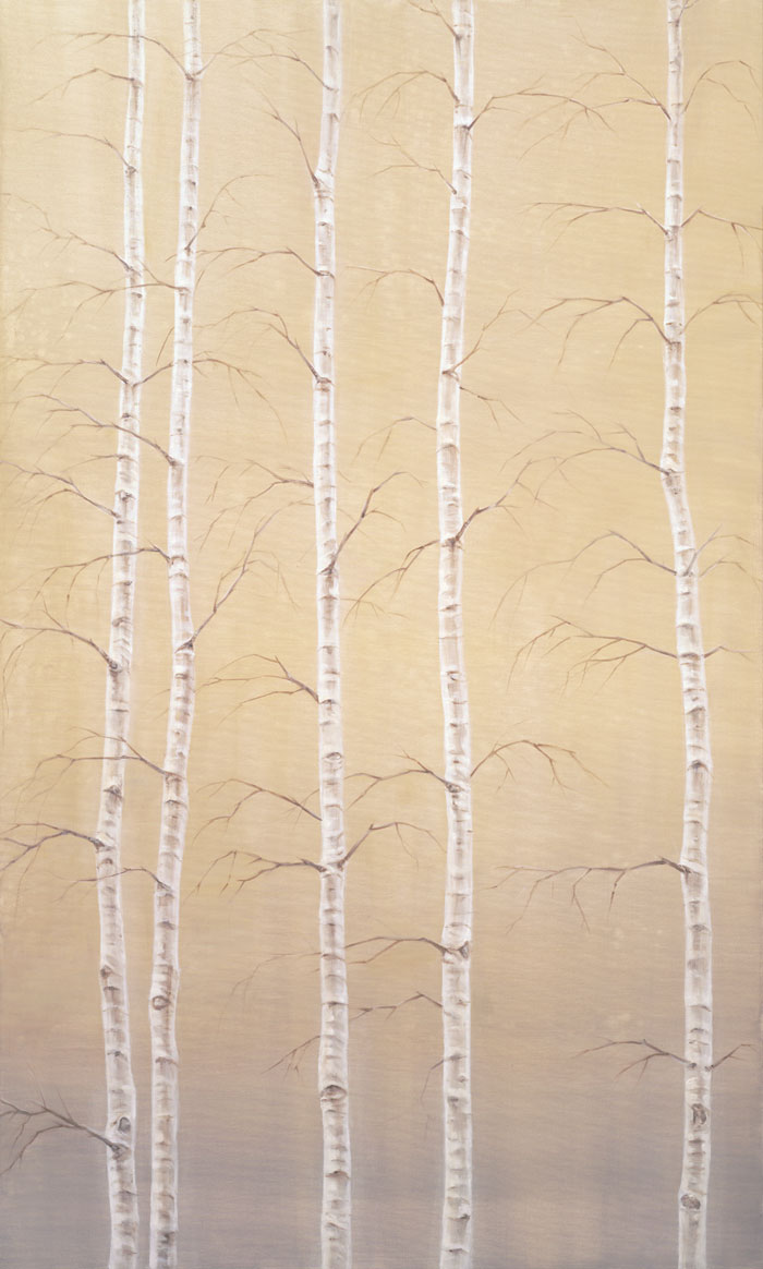 Tall Birches