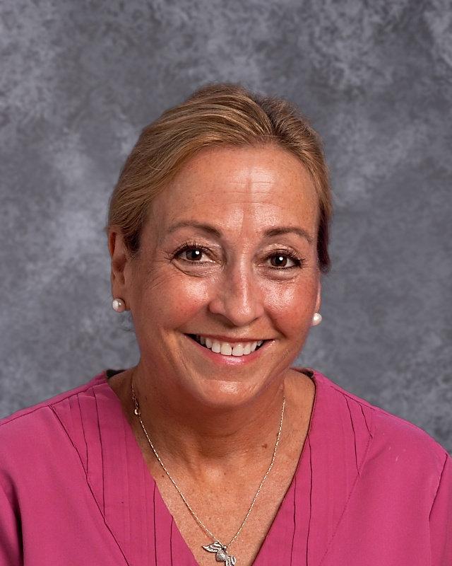 Mrs. Linda Bischoff - School Nursel.bischoff@wildwoodcatholic.org