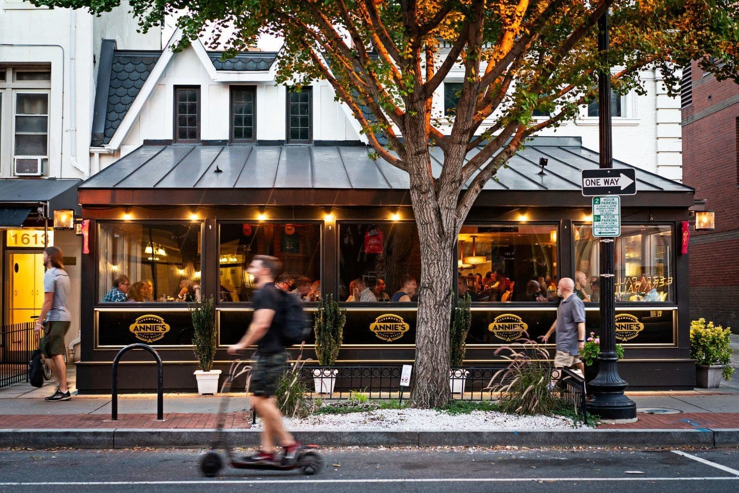 Annie's Paramount Steakhouse, long a haven for D.C.'s gay community, wins a James Beard Classics Award - Washington Post, January 2019