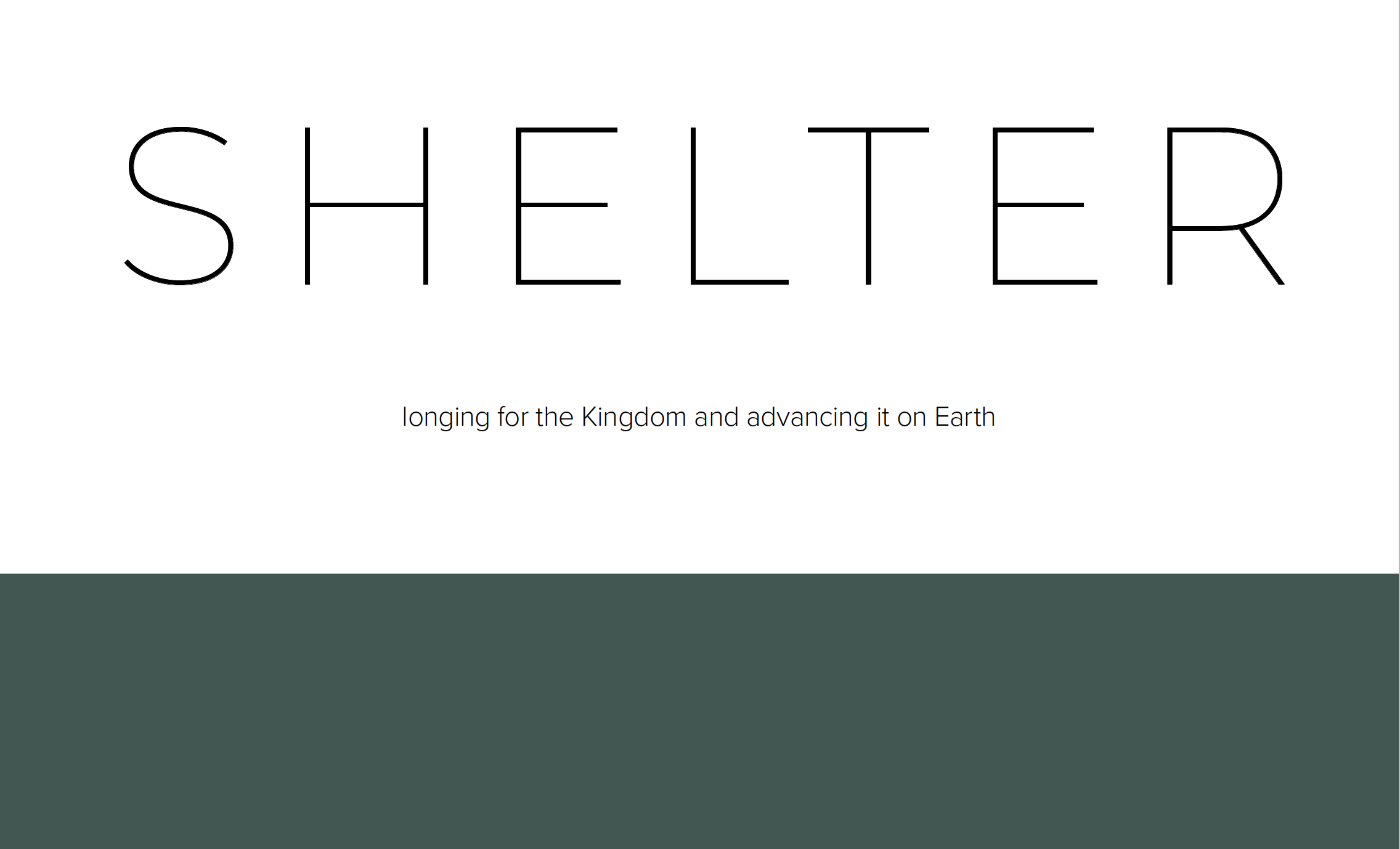 shelter pdf