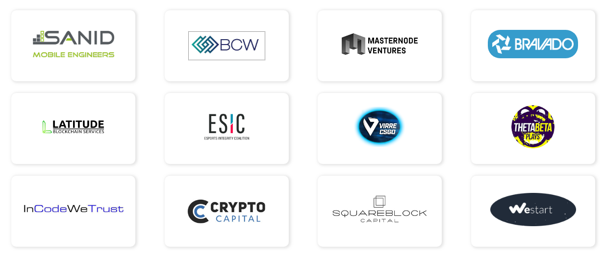 Cubiex Partners  as shown on the Cubiex website
