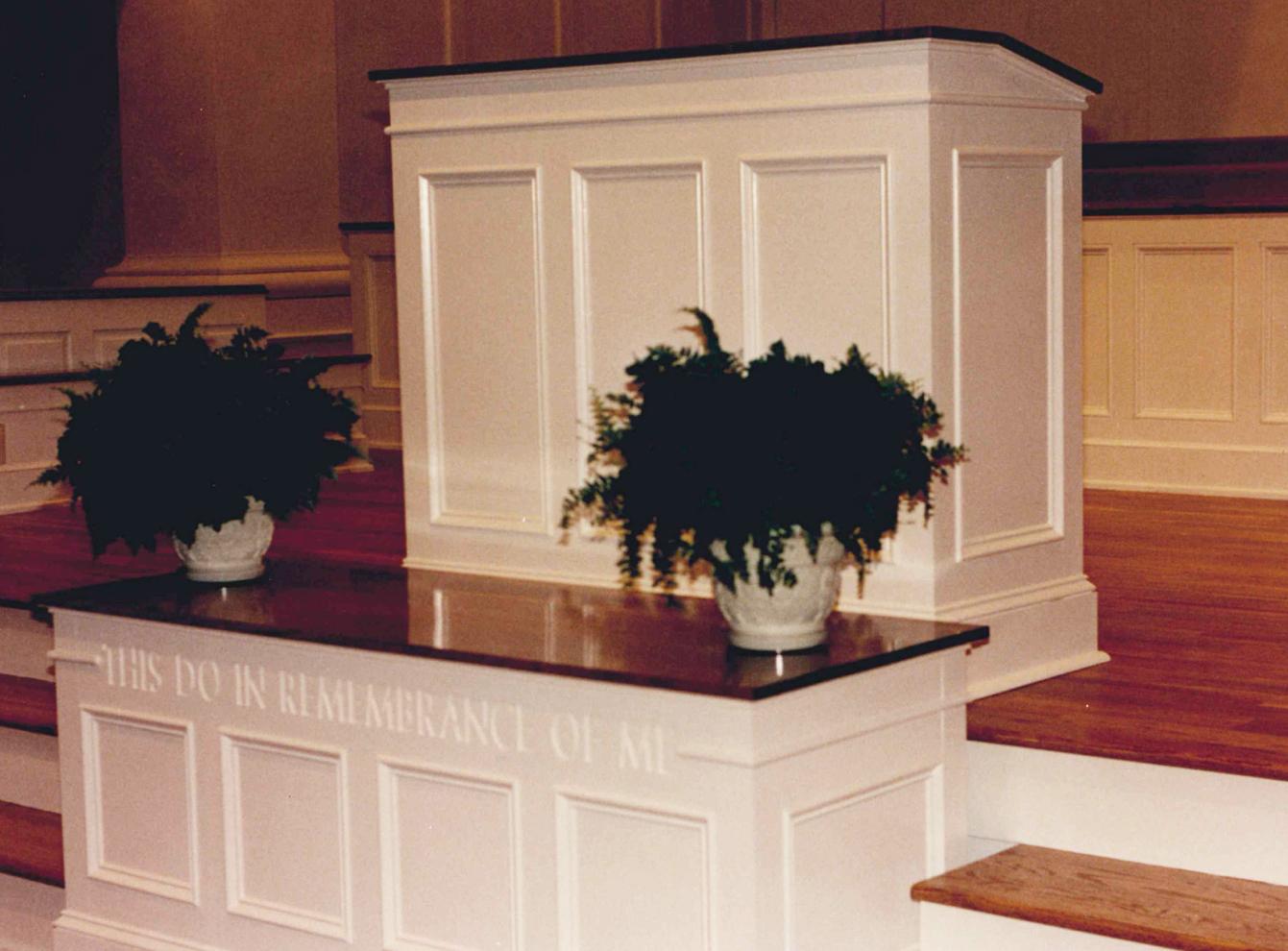 FIRST BAPTIST CHURCH - KINGSPORT, TN