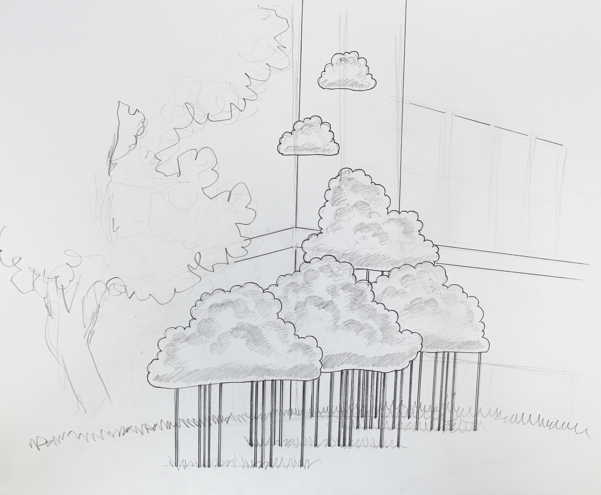 Revised sketch when combined with student idea.