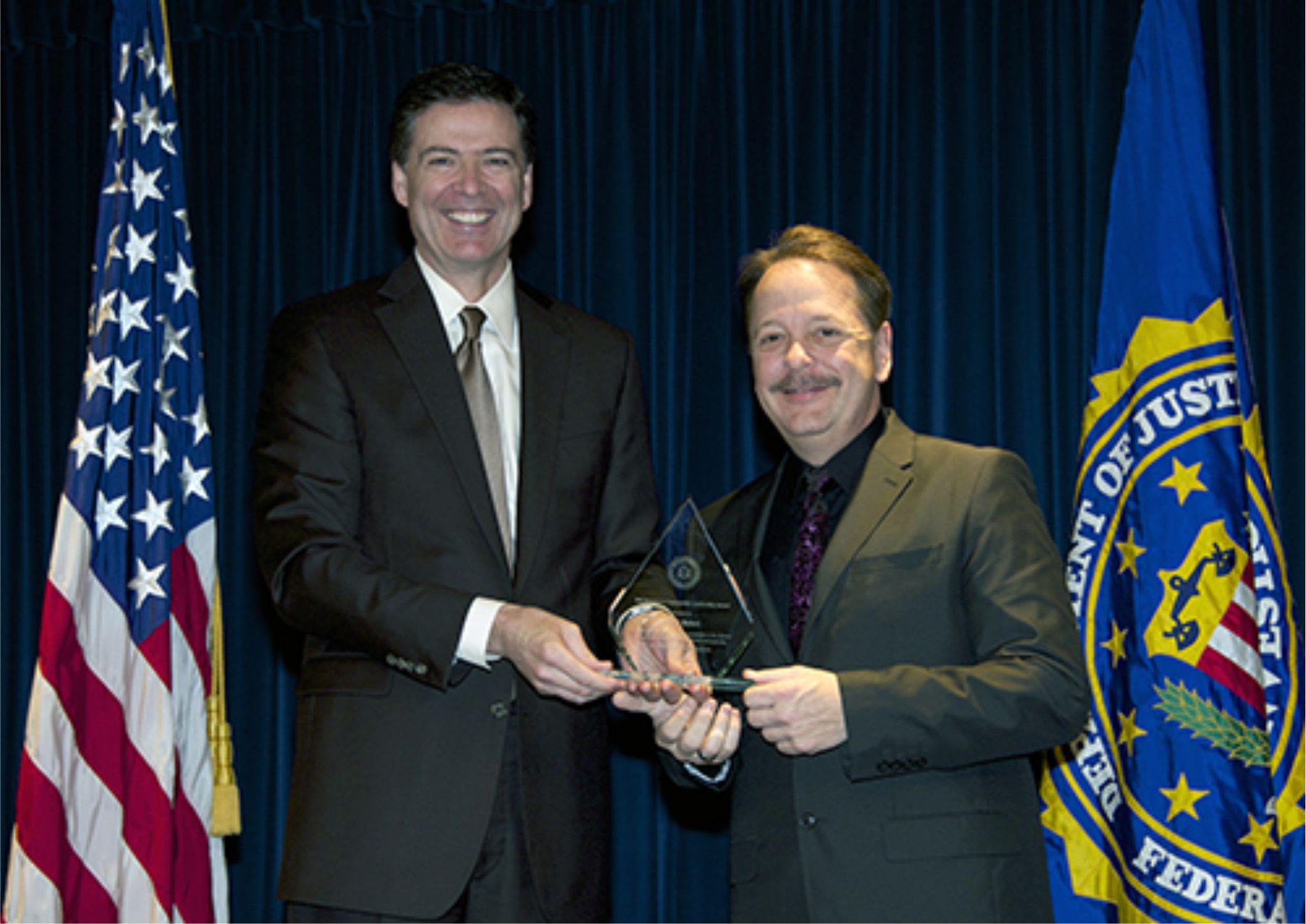 2013 FBI Director's Community Leadership Award