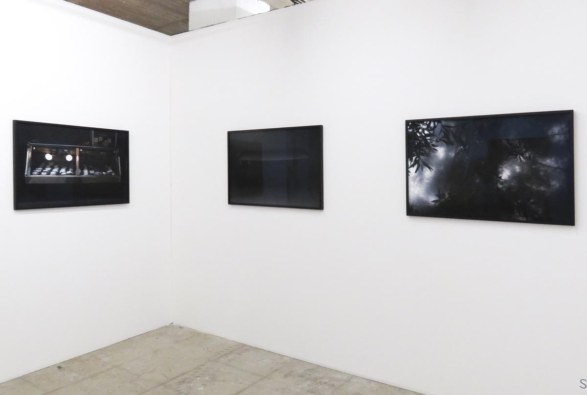 'Melankólia' at Amsterdam Art Fair, 2017