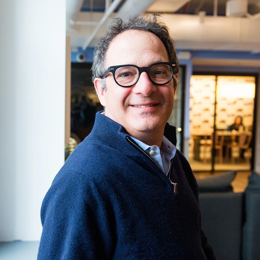 John Brecker - Partner