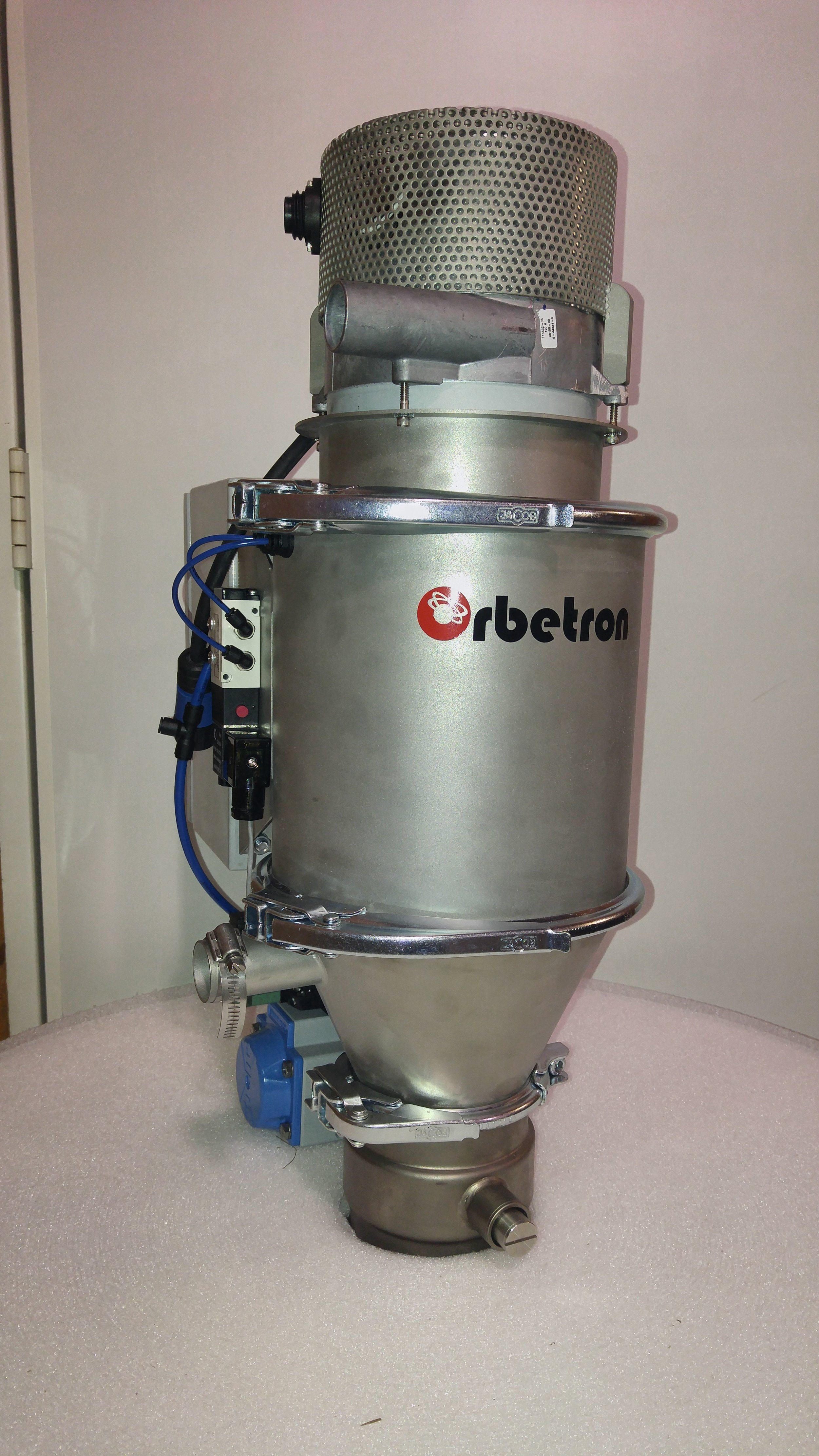 Orbetron Powder Loaders & Receivers OPL