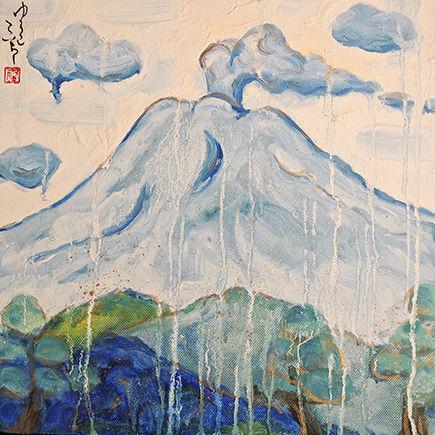 Asama Mountain IIIV