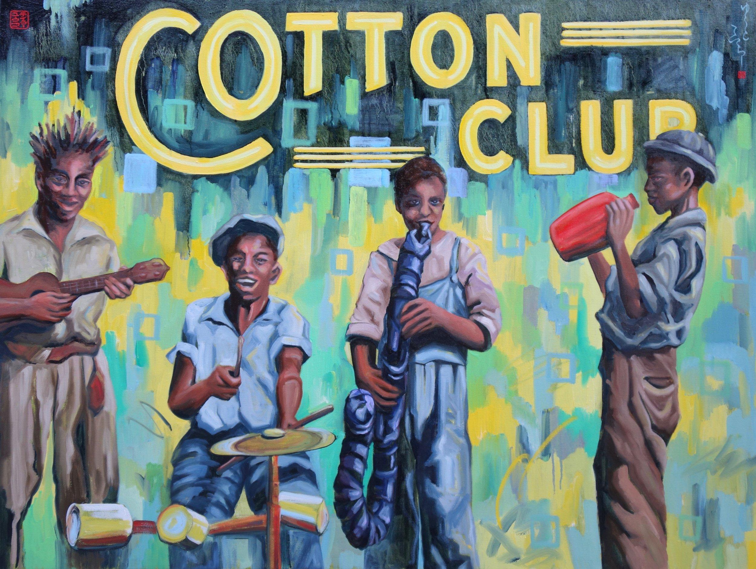 Cotton Club - Swinging Dreams III