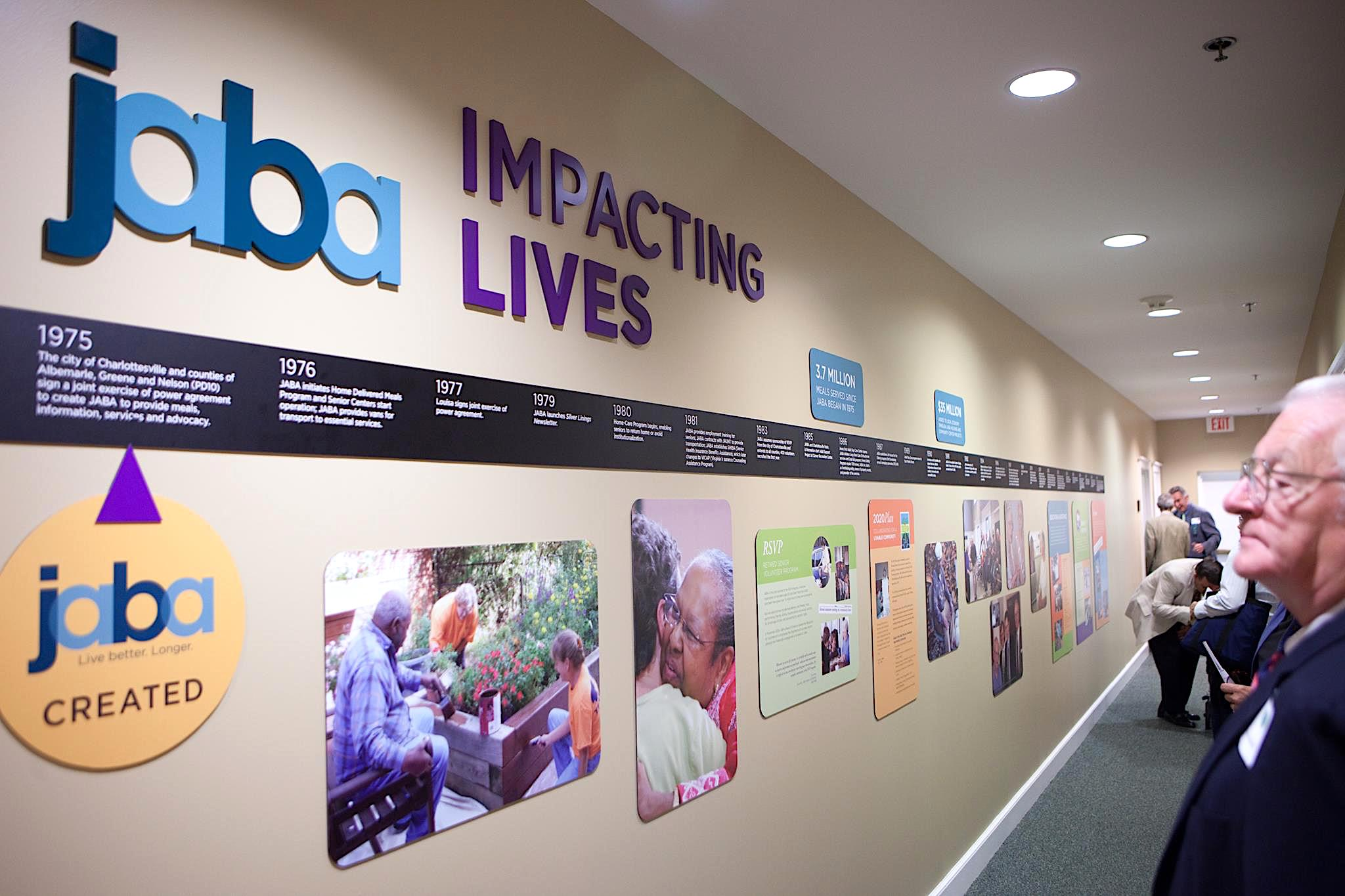 JABA has been impacting lives in our community for over 40 years.