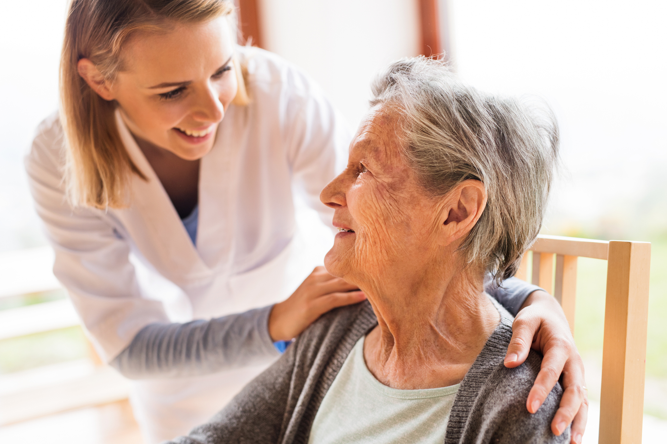 Ombudsmen work with individuals, families and institutions to favorably resolve care and residents' rights issues.