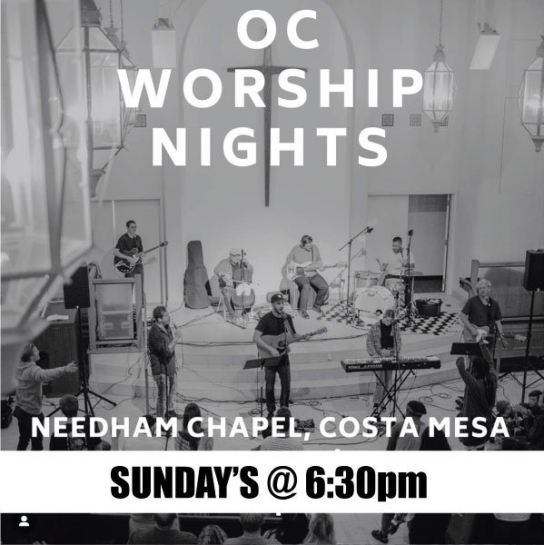 OC Worship Nights Community