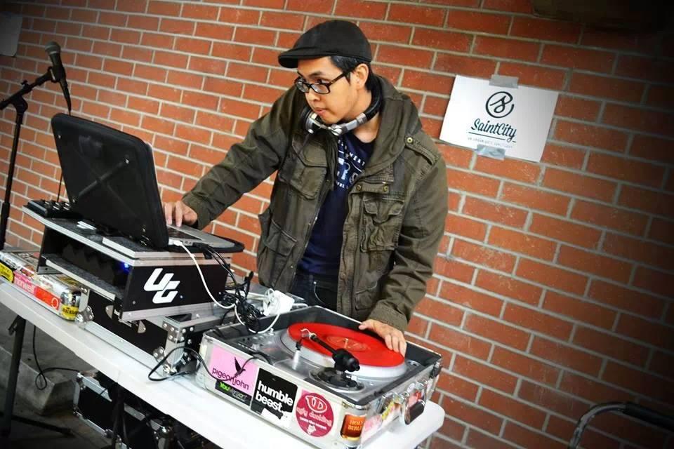 'DJ Audible' - Dan Emmerie Hadinata