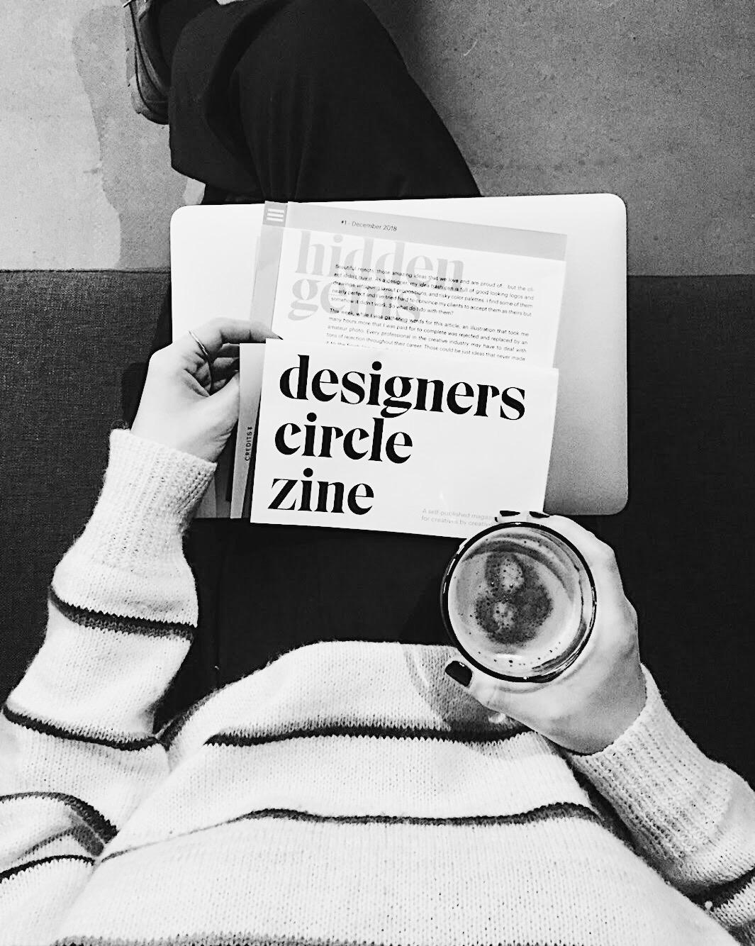 Designer's Circle Zine