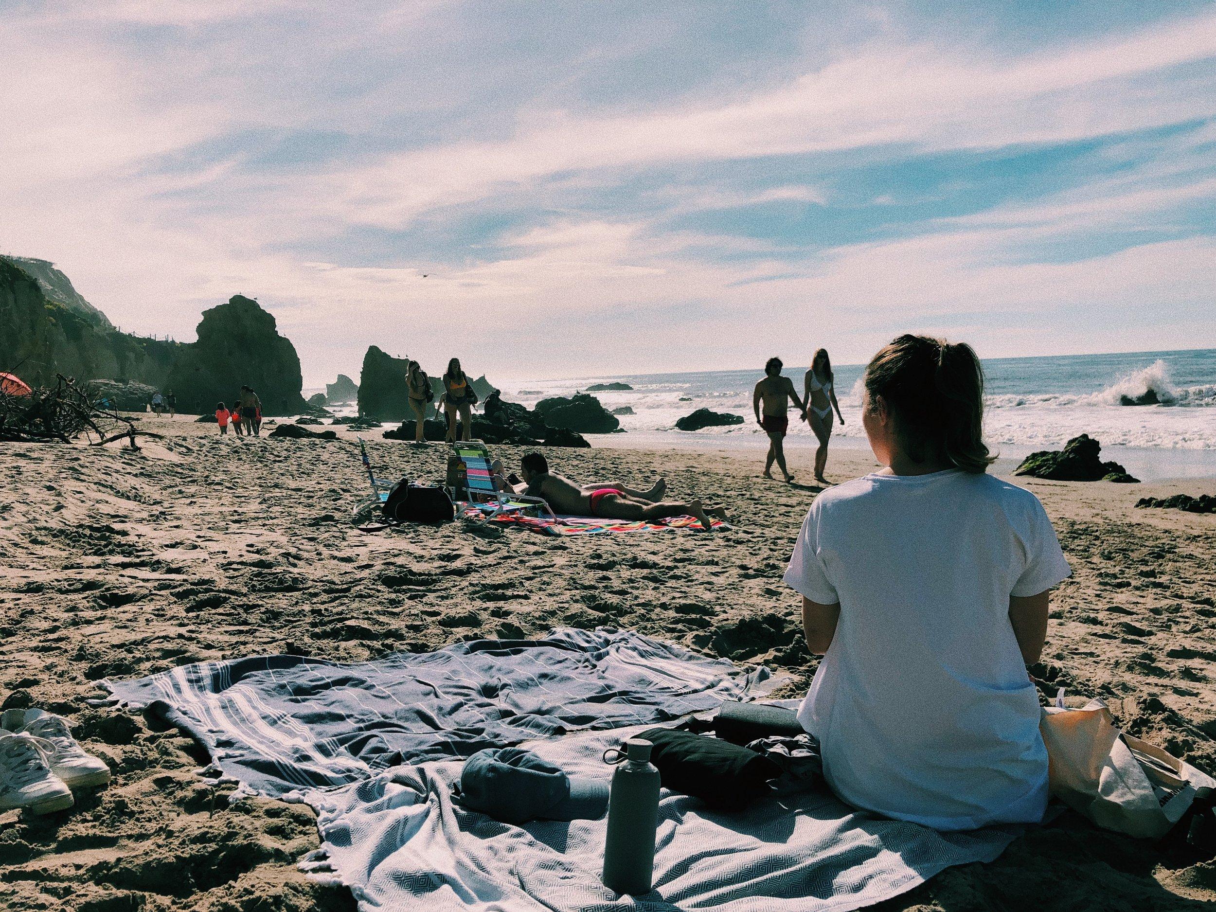 Day 6 –Malibu - Easy like sunday morning