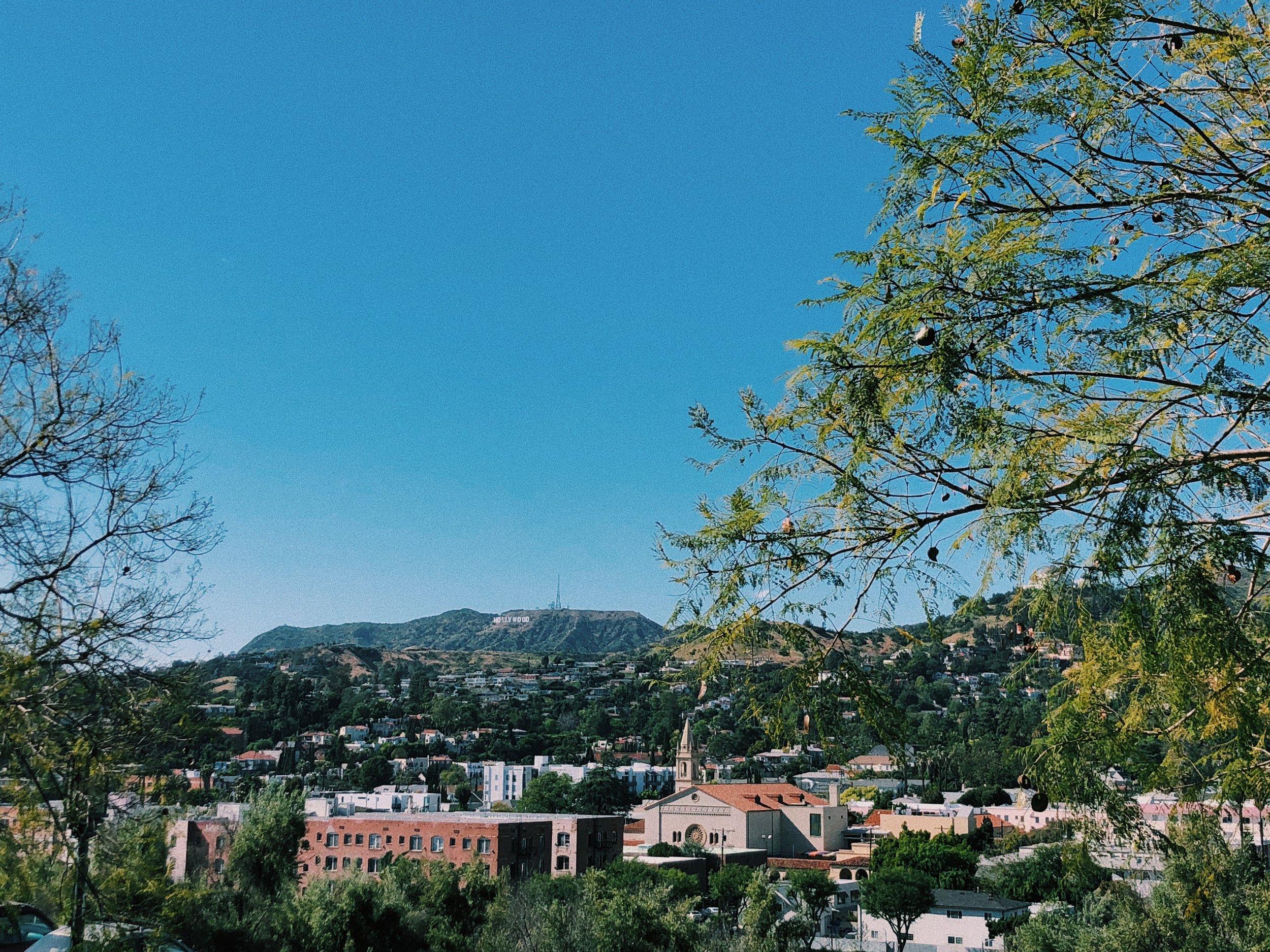 Day 11 –Los Feliz - The relaxed side of LA