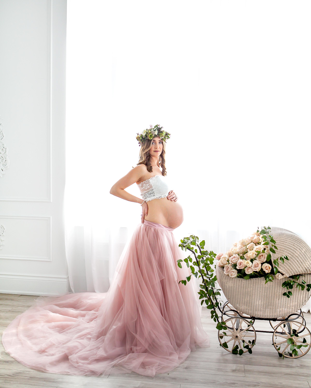 Toronto_Oshawa_Luxury_Ultimate_Maternity_Styled_Shoot_Petra_King_Photography
