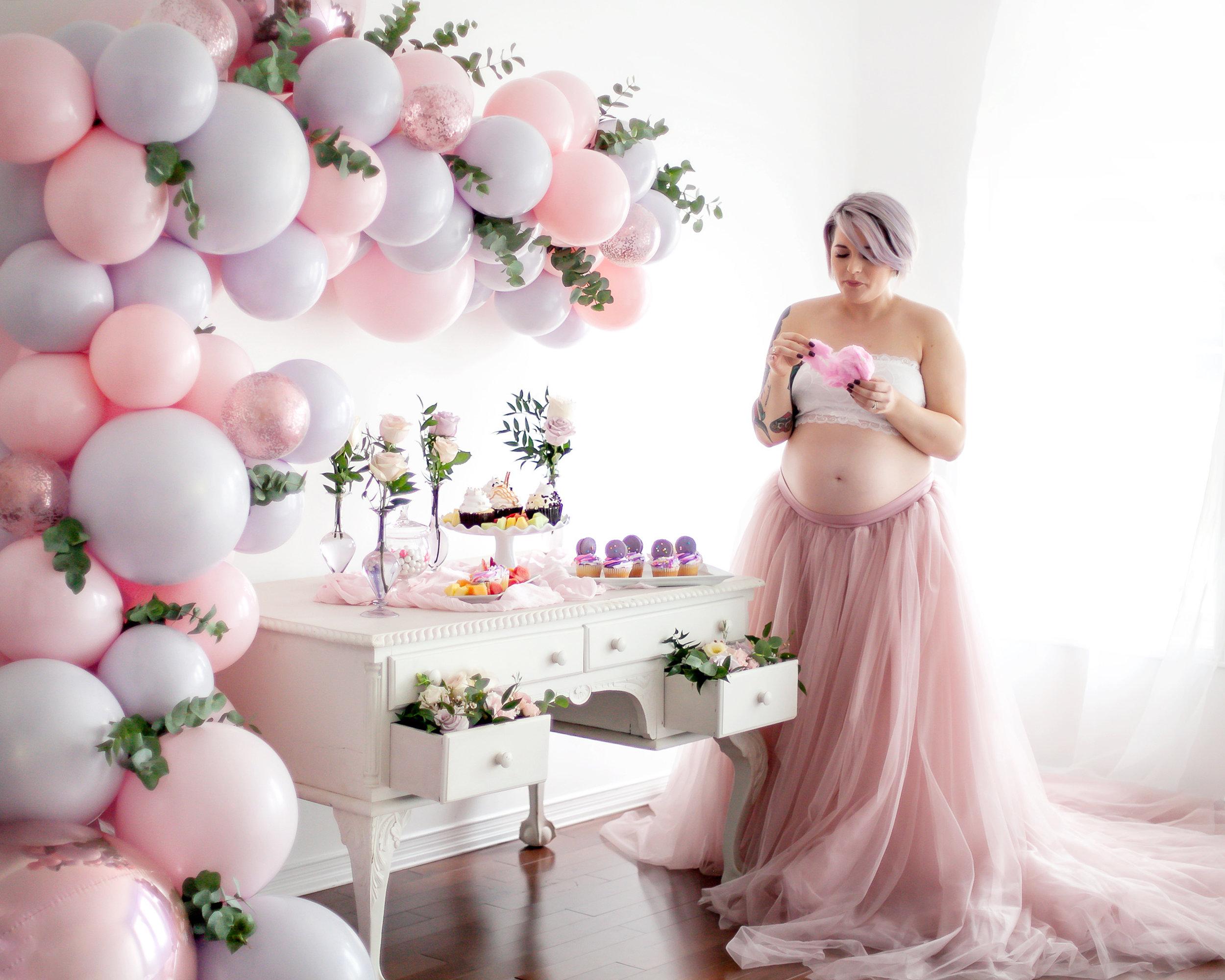 Styled_Pink_Maternity_Photoshoot_Photographer_Whitby_Oshawa_Toronto_Petra_King_Photography