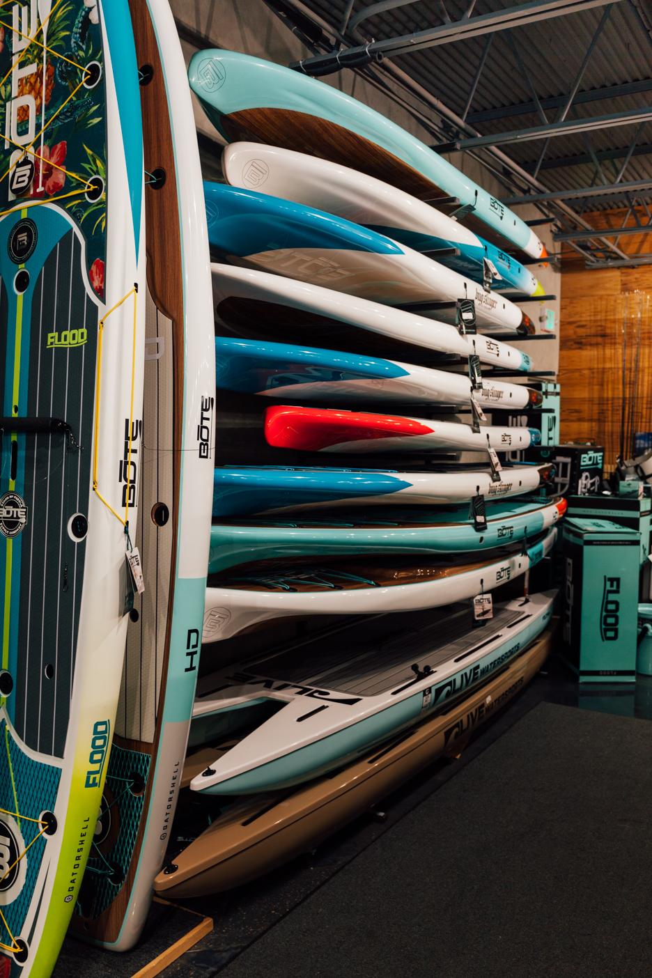 Compound Boardshop Est 2003 Paddle
