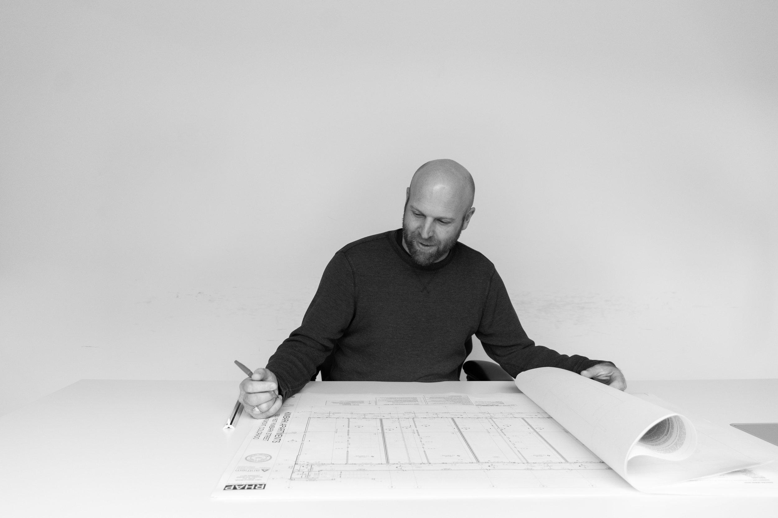 RYAN HANNEMAN - Principal Architect, NCARB