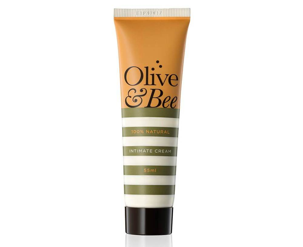 Oilve and Bee Intimate Cream