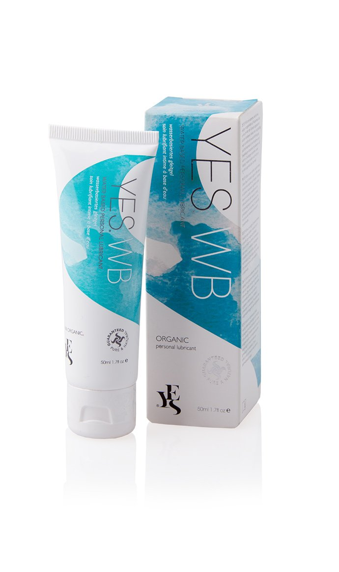 YES Water Based lubricant